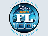 SafetyChain Awarded Food Logistics Magazine Top 100 Award 2015