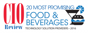 SafetyChain Software Makes CIO Review Top 20 List - Most Promising Food & Beverage Industry  Provider
