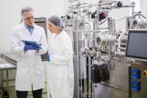 automate production line