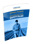food safety plan cover