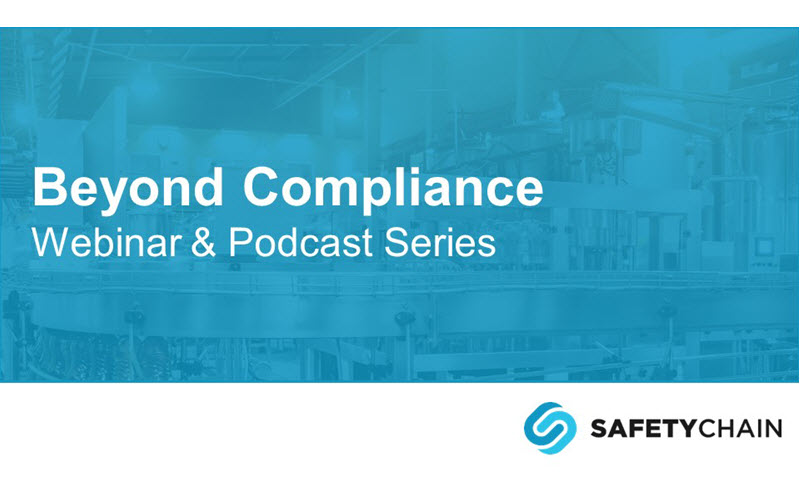 Beyond Compliance slide logo