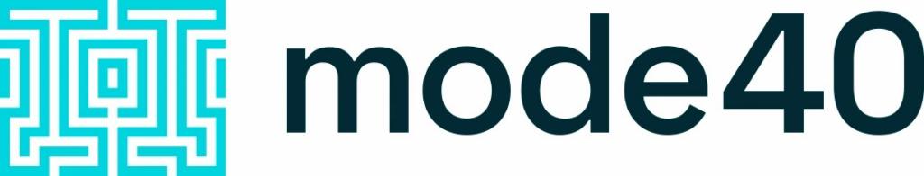 mode40 logo